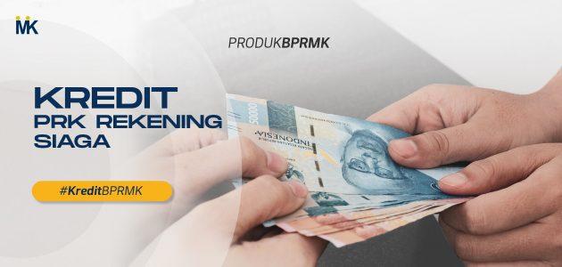 Kredit PRK Rekening Siaga